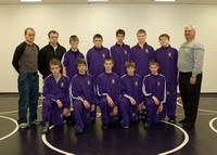 2008 Junior High Wrestling