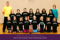 Elementary Girls' Basketball