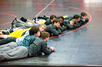 dcwrestling - State Duals at West Carrollton - 01/28/15