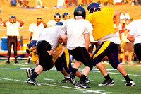 DCHS Football Scrimmage 8/13/11
