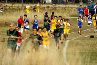DC Junior High Cross-Country