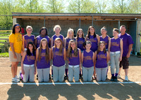 2010 Jr High Softball
