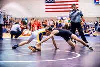 dcwrestling at West Virginia Duals 1/9-10/15