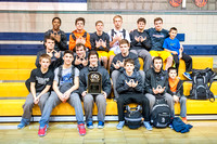dcwrestling at St Mary's D3 Duals - 01/30-31/15