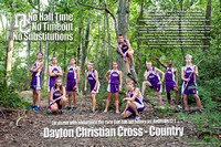2014-2015 DCHS Cross Country
